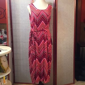 Plus Size Maxi Dress Size 22/24
